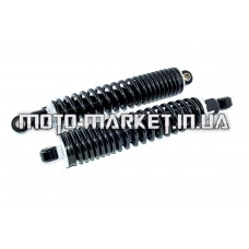 Амортизаторы (пара)   ЯВА/CZ   320mm, регулируемые, черные пружины   (TM)   EVO