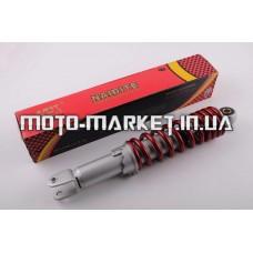 Амортизатор   GY6, DIO, LEAD   290mm, регулируемый   (красный)   NDT