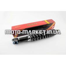 Амортизатор   GY6, DIO ZX, LEAD   320mm, регулируемый   (дымчатый)   NDT