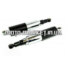 Амортизаторы (пара)   ЯВА   320mm, регулируемые, закрытые, черные   (TM)   EVO
