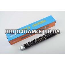 Амортизатор   GY6, DIO ZX   310mm, стандартный   (черный)   SHINE STAR