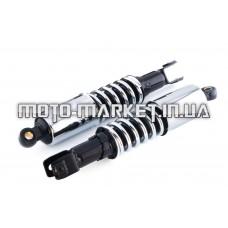 Амортизаторы (пара)   МТ, ДНЕПР   350mm, регулируемые   (хром)   TAKEDI