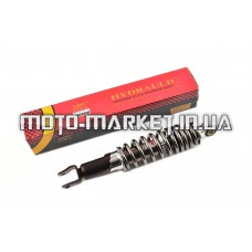 Амортизатор   GY6, DIO ZX, LEAD   310mm, регулируемый   (дымчатый)   NDT