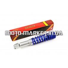 Амортизатор   GY6, DIO ZX   310mm, регулируемый   (синий металлик)   NDT
