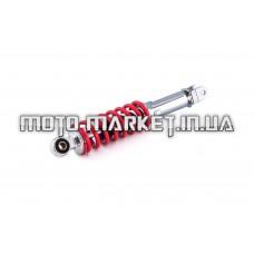 Амортизатор   GY6, DIO, LEAD   280mm, регулируемый   (красный)   FNB