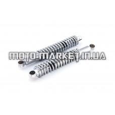 Амортизаторы (пара)   МИНСК   340mm, регулируемые    (хром)   RUIKAI