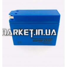 АКБ   12V 2,3А   гелевый, Suzuki   (113x39x89, ``таблетка``, синий)   (2021 г.)   LDR