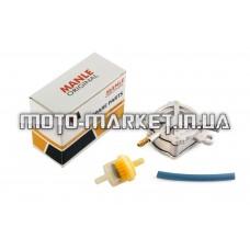 Бензонасос вакуумный   Honda DIO   (+топливный фильтр)   MANLE