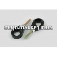 Натяжитель цепи трансмиссии   15mm   (черный)   RIDE IT