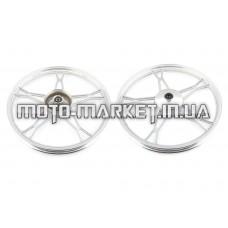 Диск колеса   1,2 * 17   (перед, барабан)   (легкосплавный)   Delta   ZV