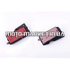 Элемент воздушного фильтра   Honda SPACY 125 NEW   (бумажная гармошка в пластике)   KM