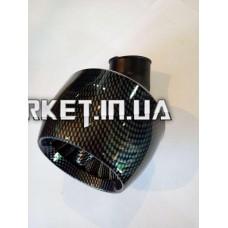 Фильтр воздушный (нулевик)   Ø28mm, 45*, турбина   EVO