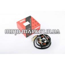 Статор генератора   4T GY6 125/150   (5+1 катушек)