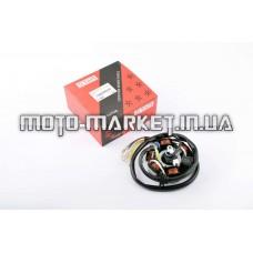 Статор генератора   4T GY6 125/150   (5+1 катушек)   STAR