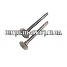 Клапаны (пара, голые)   4T GY6 50   (L-64mm)   ZV