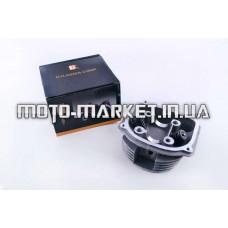 Головка цилиндра   4T GY6 150   (голая, +клапаны)   (TM)   EVO