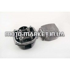 Головка цилиндра   4T GY6 125   (в сборе, +крышка)   SUNY   mod B