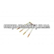 Шпильки цилиндра (4шт)   Honda DIO AF34   (116x6mm)   PLT
