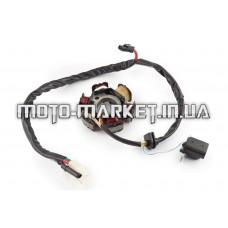 Статор генератора   Honda DIO   (5+1 катушек)   VDK
