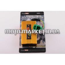 Коммутатор (тюнинг)   Honda DIO AF35   (золотистый)   STAGE-9