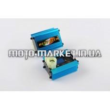 Коммутатор (тюнинг)   4T GY6 50   (синий)   CASOLI