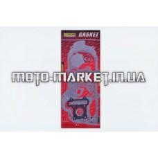 Прокладки двигателя (набор)   4T GY6 50   (Ø39mm)   (TM)   EVO