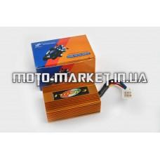 Коммутатор (тюнинг)   Honda DIO AF18/27   (золотистый)   (CASOLI)   SENDFLY