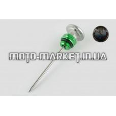 Щуп масла   Ø19.0mm, L-137mm   (+датчик температуры)   (зеленый)   RIDE IT