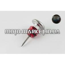 Щуп масла   Delta   Ø19.0mm, L-75mm   (+датчик температуры)   (красный)   RIDE IT