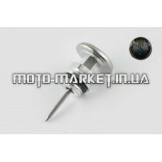 Щуп масла   Delta   Ø19.0mm, L-75mm   (+датчик температуры)   (серебристый)   RIDE IT