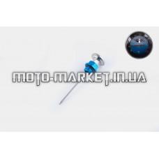 Щуп масла   Ø19.0mm, L-137mm   (+датчик температуры)   (синий)   KOMATCU