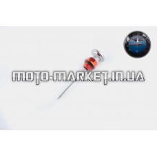 Щуп масла   Ø19.0mm, L-137mm   (+датчик температуры)   (оранжевый)   KOMATCU