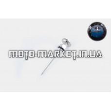 Щуп масла   Ø19.0mm, L-137mm   (+датчик температуры)   (серебристый)   KOMATCU