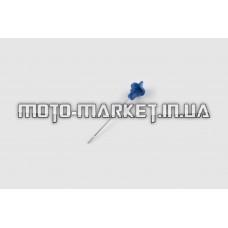 Щуп масла   4T CB/CG 125/150   Ø19.0mm, L-125mm   (синий)   QHK