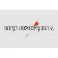 Щуп масла   4T CB/CG 125/150   Ø19.0mm, L-125mm   (красный)   QHK
