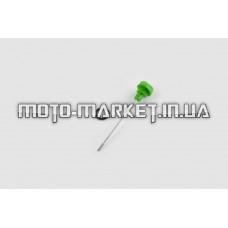Щуп масла   4T CB/CG 125/150   Ø19.0mm, L-125mm   (зеленый)   QHK