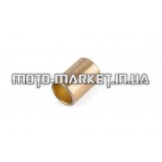 Втулка верхней головки шатуна   (биметаллическая) (Ø18mm)   МУРАВЕЙ   EVO