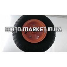 Колесо   4,00 -6   TT   (камерное, под ось D-16мм )   ELIT