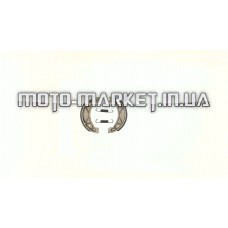 Колодки тормозные (барабан)   Yamaha JOG   MSU