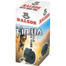 Камера (велосипедная)   27,5 * 2,10   (FV 48MM)   RALSON   (Индия)   (#RSN)