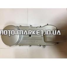 Крышка вариатора   4T GY6 125/150   (12/13 колесо, 152QMI, 157QMJ)   (серебро)   ST