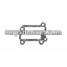 Прокладка лепесткового клапана   Suzuki AD100   (паронит)   AS