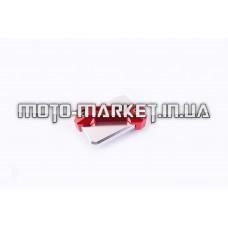 Крышка ГТЦ (стайлинговая)   (mod:1, красная)    RIDE IT