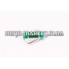 Крышка ГТЦ (стайлинговая)   (mod:1, зеленая)   RIDE IT