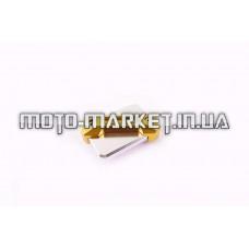 Крышка ГТЦ (стайлинговая)   (mod:1, желтая)   RIDE IT