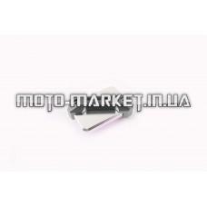 Крышка ГТЦ (стайлинговая)   (mod:1, серебристая)   RIDE IT