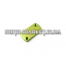 Крышка ГТЦ (стайлинговая)   (mod:2, зеленая)   RIDE IT