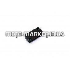 Крышка ГТЦ (стайлинговая)   (mod:2, черная)   RIDE IT