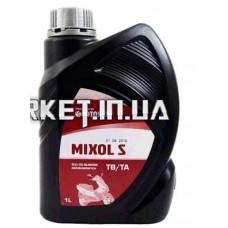 Масло   2T, 1л   (минеральное, 2-Takt Mixol S API TB/TA)   LOTOS   (#GPL)