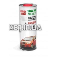 Масло автомобильное 1л   (полусинтетика, 10W-40SL/SF, Atomic Oil, Energy Drive)   (24144)   ХАДО